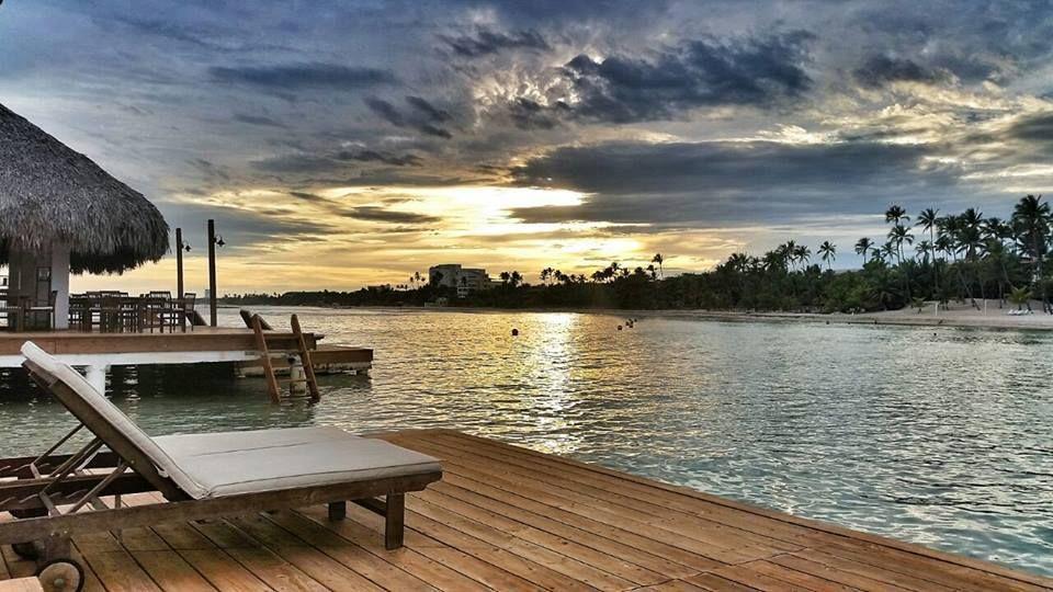 Se incendia restaurante en la marina del club Hemingway, en la playa Juan Dolio