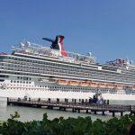 RD recibe esta semana tres buques de cruceros con capacidad de 15 mil visitantes
