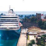 Esta semana 21-28-4 2019 llegan cuatro buques de cruceros a RD 21 mil visitantes