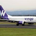 Aerolínea Wingo de bajo costo, apertura ruta Bogotá y Santo Domingo