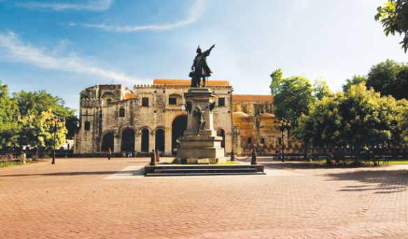 Ciudad Colonial, como el ave fénix