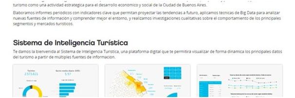 Buenos Aires trabaja para ser un destino inteligente