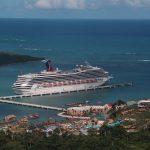 RD recibe esta semana 4 buques de cruceros con capacidad de hasta 21 mil visitantes