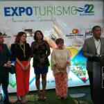 22 edición Feria Expoturismo en Santiago
