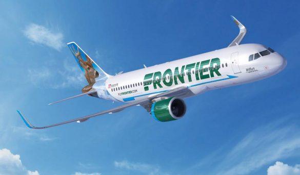 Aerolínea Frontier inicia ruta vuelos Orlando, Florida a Punta Cana