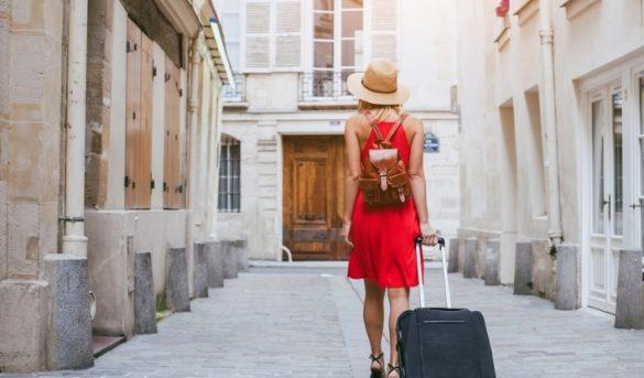 El Airbnb para dejar las maletas