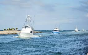 Torneo de pesca atrae a RD miles de turistas de todo el mundo