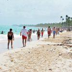 Llegada turistas a RD subió 4.5%, primer trimestre 2019