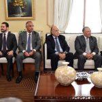Líderes turísticos y empresariales giran visita de cortesía al Pdte. Danilo Medina