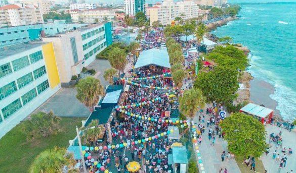Bocao Fest, el evento gastronómico que reunió a miles en el malecón SD