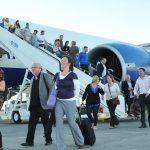 Turismo: arrastre del PIB, empleos y monedas fuertes