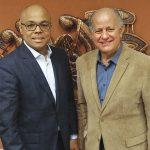 Ministerio de Turismo y Embajada dominicana aúnan esfuerzos de promoción
