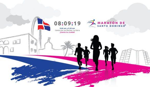 """2da versión """"Maratón de Santo Domingo SDC"""", cubrirá ruta zonas turísticas de la capital"""