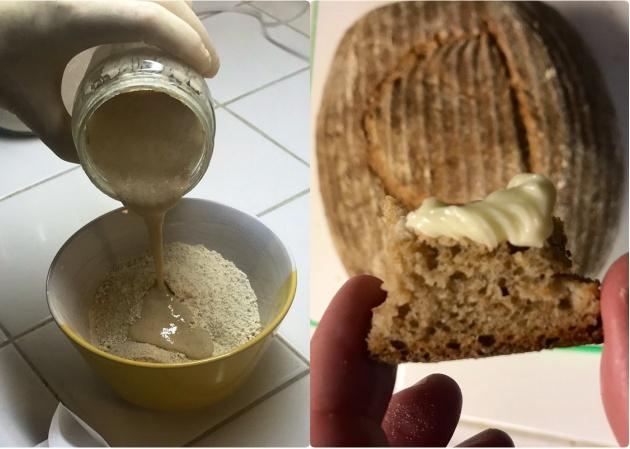 Arqueología gastronómica: el experimento que hornea pan con levadura de hace 4.500 años