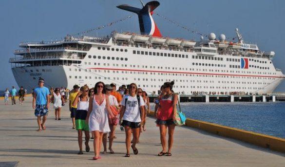 Cuatro Cruceros con 23 mil visitantes llegan esta semana a RD