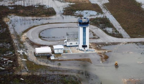 Bahamas pide apoyo para su turismo tras el azote del huracán Dorian
