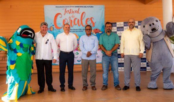 Samaná celebra el primer Festival de Corales en el país