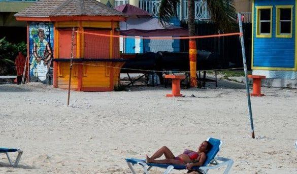 La gran necesidad de las Bahamas son los turistas, dice