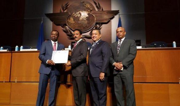 RD logra máximo galardón mundial en seguridad aeroportuaria