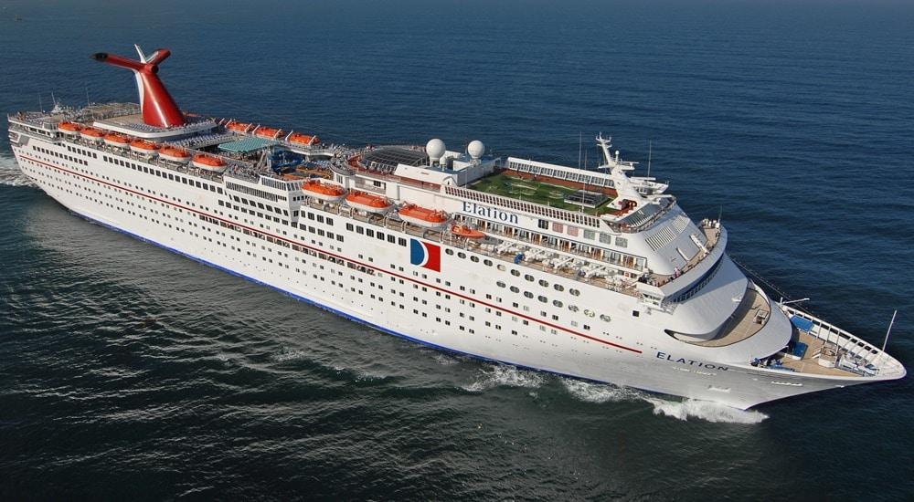 Esta semana, Rep. Dominicana recibe dos cruceros con ocho mil visitantes