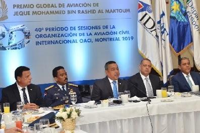 """Rep. Dominicana obtiene junto a Singapur 1er lugar del galardón a la """"Conectividad Global Sobresaliente"""""""