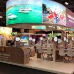 RD se la luce en la Feria TTW Romandie de Suiza, exhibe su gran potencial turístico cultural y de lujo
