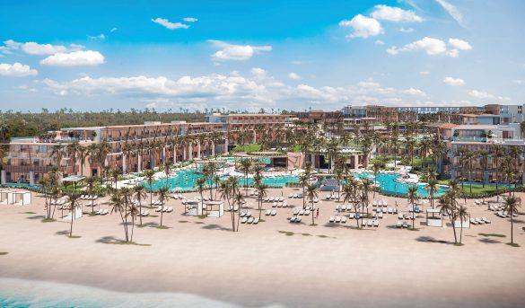Confirman Dreams Macao Beach Punta Cana abrirá el 21 de febrero de 2020