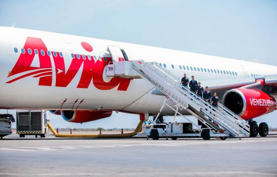 Línea aérea Avior Airlines inaugura vuelos a Punta Cana