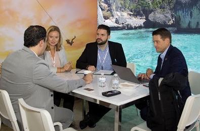 Puertos RD coordinan operaciones conjuntas con ejecutivos de cruceros de la Florida y el Caribe
