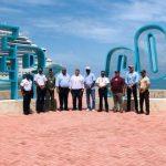 Comisión de Curazao visita RD para conocer sistema de seguridad turística