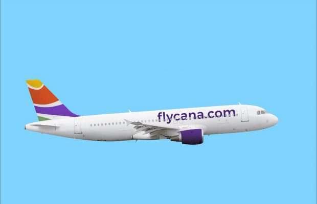 Nueva linea aérea, Flycana, arranca con tres aviones, tiene  en planes 28