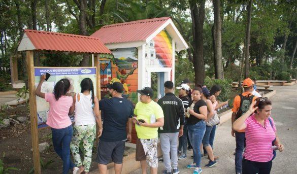 Unas 15 mil personas han visitados el Centro Información Turística de Ocoa