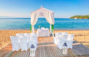 En zonas turísticas de RD se realizan más de 10,000 bodas al año