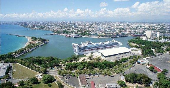 Santo Domingo capta mil cruceristas japoneses en inicio de temporada