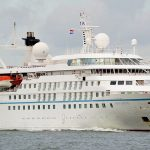 Cinco cruceros con capacidad de 18 mil visitantes llegan esta semana a RD