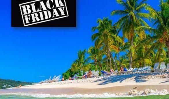Aerolíneas, hoteles y agencias se unen a la 'fiebre' del Black Friday con llamativas ofertas