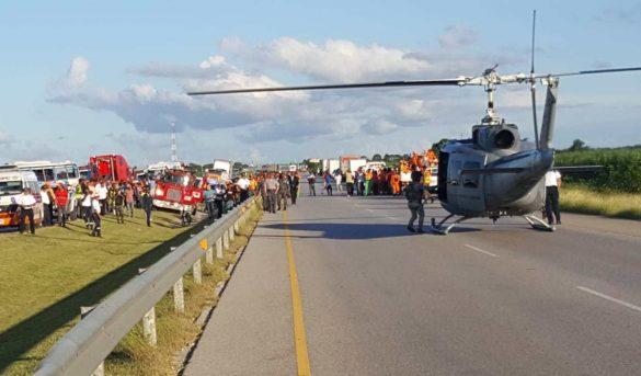 Mitur lamenta accidente de turistas en Higüey; ofrece apoyo a familias de afectados