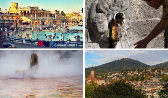 Turismo de bienestar, las mejores ciudades balneario de Europa