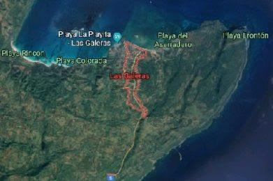 MITUR dispone RD$70 millones para reconstrucción carretera Las Galeras-Samaná