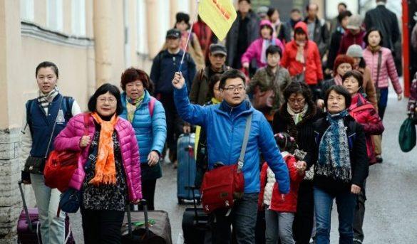 Turismo chino ha subido un 173% en Dominicana en lo que va de año