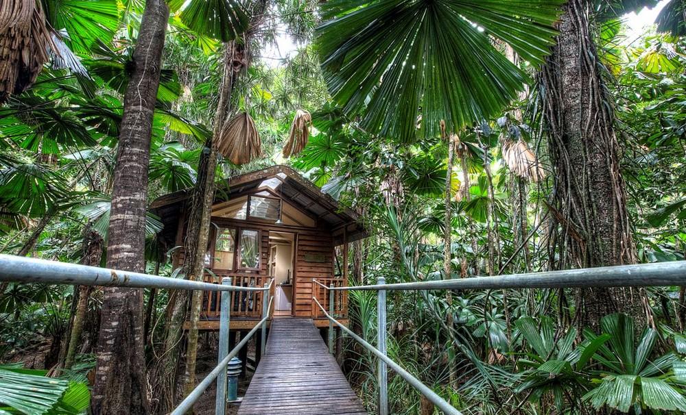 Eco lodges: turismo diferente