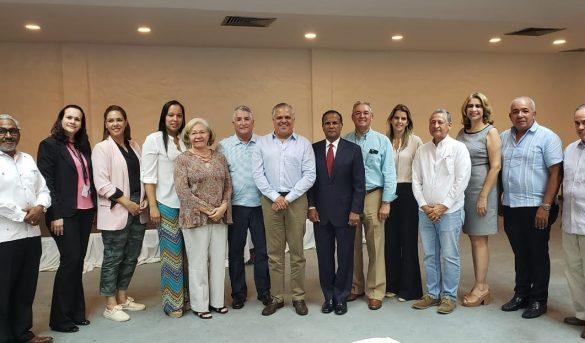Nueva Junta Directiva 2019-2021 del Clúster Turístico de Puerto Plata