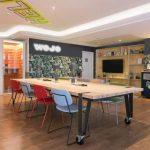 El espacio para trabajar crece en los hoteles frente a las habitaciones