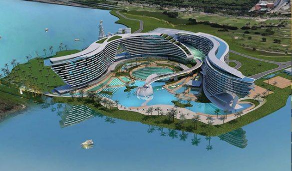 Cancún: un salto de nivel con el mega hotel más futurista del Caribe