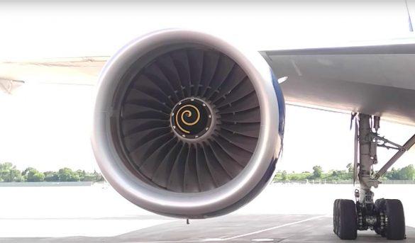 Qué pasa cuando un ave impacta en el motor de un avión