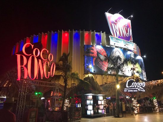 Centro Hotelero,Coco Bongo Punta Cana celebra 5to aniversario de su llegada RD