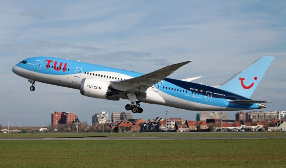 Prestigiosa aerolinea-TUI - prepara vuelos a Punta Cana desde Düsseldorf con Eurowings