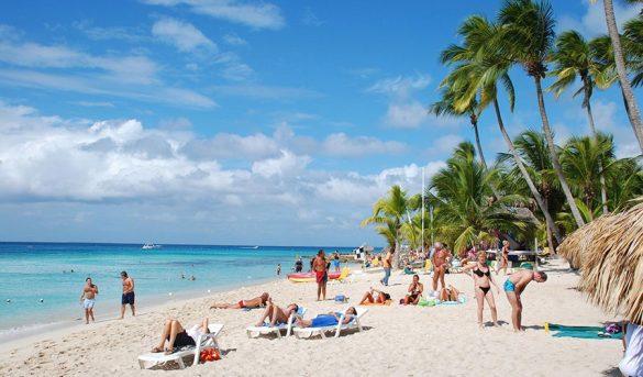 Turismo extranjero en R.Dominicana cayó un 3.8 % en últimos diez meses