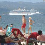 Esta semana llegan al país 14 cruceros con 51 mil visitantes