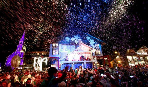 La ciudad que vive la Navidad más larga del mundo está en Brasil